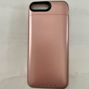 MOPHIE PINK CHARGING CASE 7+ 8+